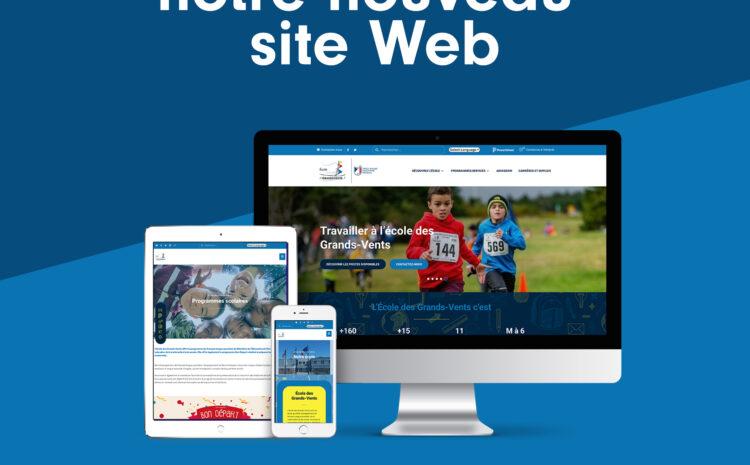 Le site Web du CSFP fait peau neuve !
