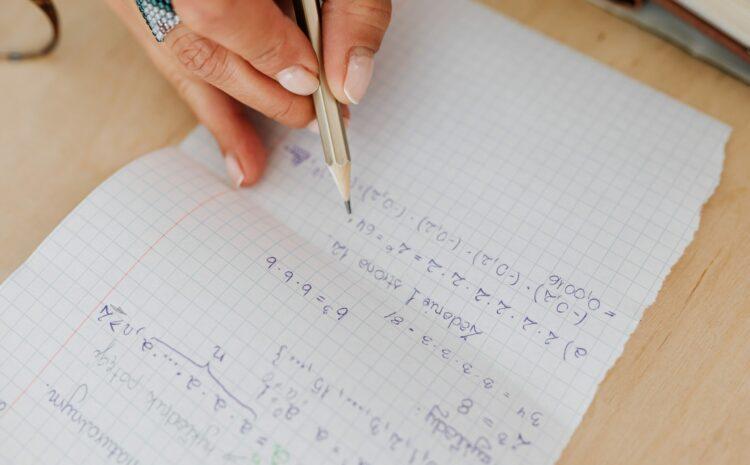 Les relevés de notes du secondaire pour l'année 2021 sont en ligne