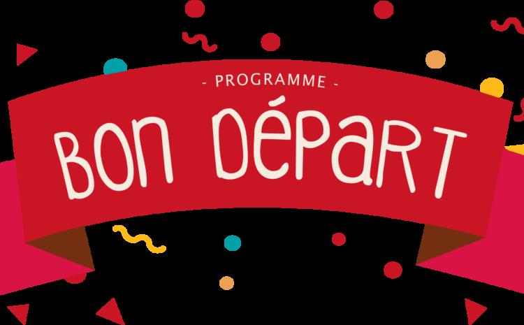 Assurez à votre enfant une transition douce vers l'École avec «Bon Départ»
